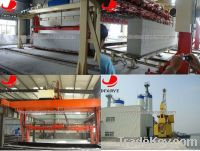 AAC concrete block plant  manufacturer in China