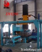 hot sell high output large-tonnage full automatic hydraulic brick mach