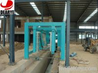 DY turnkey 100000m3 fly ash aerated concrete block production line, ful