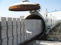 autoclaved refractory sand lime brick production line