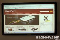 RealPlay Computerized Touch-Sensitive Smart Board