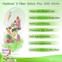 Faylinne' S Fiber Detox Plus SOD Alfafa  weight loss