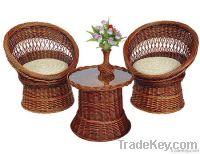 Wicker Tea Tables