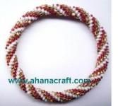 Roll On Beaded Bracelets