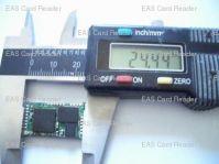MSRv013 Bluetooth Interrupted Swipe Card Reader!!! Smaller  MSRv008