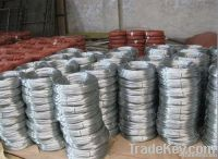 Galvanized Wire(hot dipped & electro galvanized)