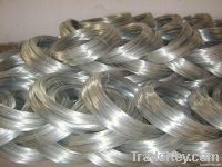hot dip/electro galvanized iron wire