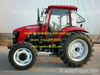 100HP tractor with advanced configurations