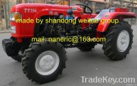 China 90HP tractor with strong power