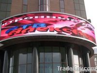 Full Color Outdoor Advertising LED Display
