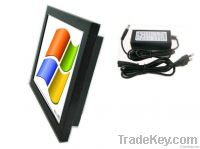 15'' LCD touch all in one /panel pc with fanless and wifi