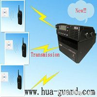 HUA-101G Real time intercom patrol system for building security
