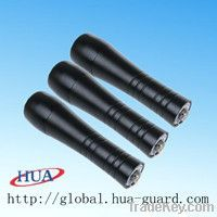 Waterproof auto inductive guard monitoring system