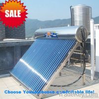Compact Non Pressure Thermosyphon Solar Water Heaters from professiona