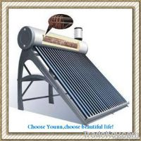 Compact Copper Coil Pressurized Solar Water Heater from professional m
