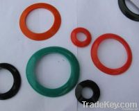 High seal silicon ring for solar water heater
