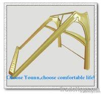 Stainless steel plate solar water heater frame/bracket