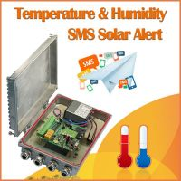 2017 Humidity SMS Solar Alert Controller data logger
