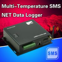 Multipoint Temperature Monitoring System over SMS & Ethernet