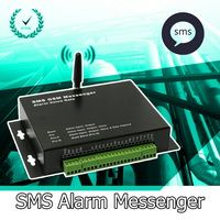 temperature &Humidity SMS Alert Controller