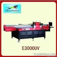 leopard E3000 UV flatbed printer
