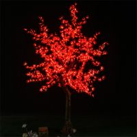 Led cherry blossom tree light for wholesale