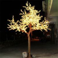 Novel design beautiful led tree decoration