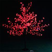 Unique design led birch tree