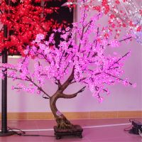 Good quality outdoor wire lighted christmas tree