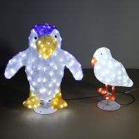 Custom design night light soft toy led animal keychain light for 2017 animal led lights