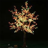 Led cherry blossom tree light for wholesale