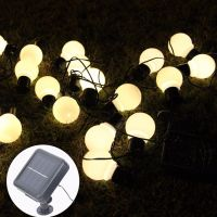Solar Powered LED Strip Night Flood Lights