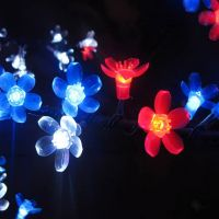 Trendy style outdoor led fireworks light