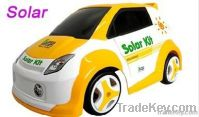 Full Function RC Solar Car [KokMax Patented Article]
