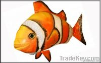 Big Size Indoor and Outdoor RC Air Swimmers Fishes