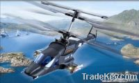 4CH Big AirWoff Super Model Outdoor Flying RC Helicopter
