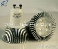 Hot!! LED Spot Light GU10/MR16/E27 3*1w spot light