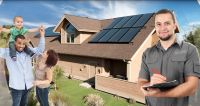 solar panel & home solar power system