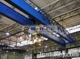 Box Type Double Girder Overhead  Traveling Hoist Bridge Crane