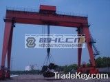 Box Type Double Girder Gantry Crane