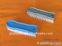 HQ8105 rocket shape PP hand brush/washing brush/scrub brush/shoe broom
