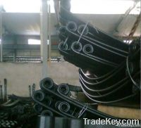 leaf spring for semi-trailer