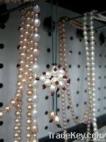 pearl mobile decoration
