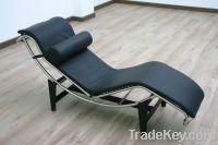 Le Corbusier Chaise Lounge LC-008
