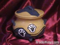 TIFFY: CERAMIC PET URN