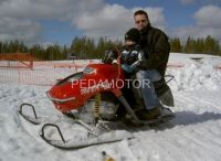 Snowmobile  for North American, 150cc snowmobile