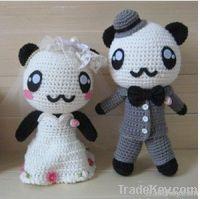 Kids Knitting Dolls
