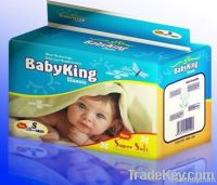 HOT! ultra soft baby diaper direct sell from manufacture