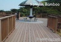 Yonglin outdoor bamboo decking