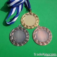 metal blank medal